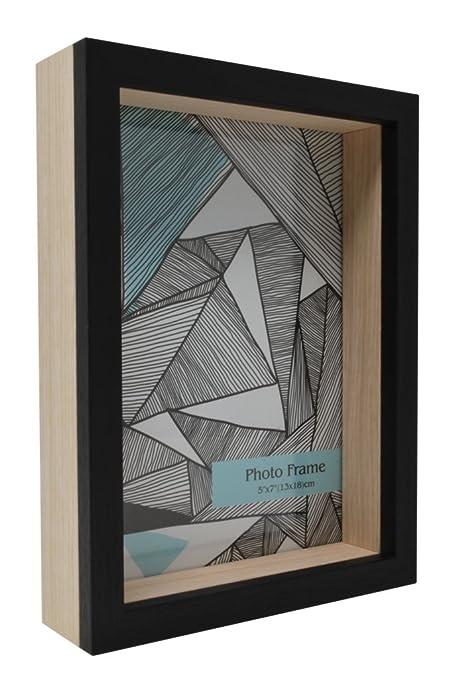 Tesoro Caja/caja de sombra marco de fotos independiente o de montaje ...