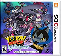 YO-KAI WATCH 2: Psychic Specters - Nintendo 3DS