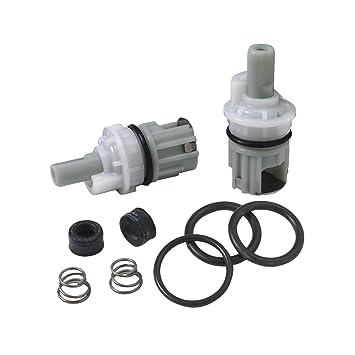 BrassCraft SLD0180 Faucet Repair Kit for Delta Faucet - 2 Handle ...