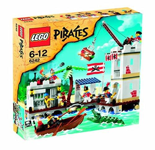 LEGO Piraten 6242 - Soldaten-Fort Konstruktionsspielzeug / Modellkästen Konstruktionsspielzeug aus Kunststoff / Modellkästen