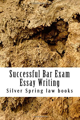 Download Successful Bar Exam Essay Writing: Teaching 85% Bar Exam Qwriting From The Ground Up - by a six-time model bar exam essay writer! pdf