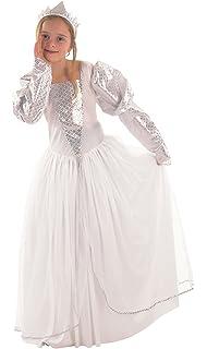 Girls Pink Princess Fancy Dress Costume Age 4-6: Amazon.co.uk ...