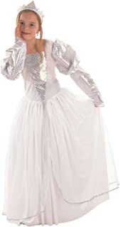 Fancy Dress Fairy Princess Costume Girl Large 8-10 years  sc 1 st  Amazon UK & NARNIA WHITE WITCH SNOW QUEEN FANCY DRESS COSTUME 5-6 YEARS: Amazon ...