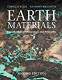 img - for Earth Materials 2nd Edition: Introduction to Mineralogy and Petrology book / textbook / text book