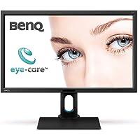 BenQ BL2711U 27 inch 4K IPS Designer Monitor, 3840x2160 4K UHD, 100% Rec.709, sRGB, CAD/CAM, Height Adjustable, DVI-DL, HDMI1.4, HDMI2.0, DP1.2a
