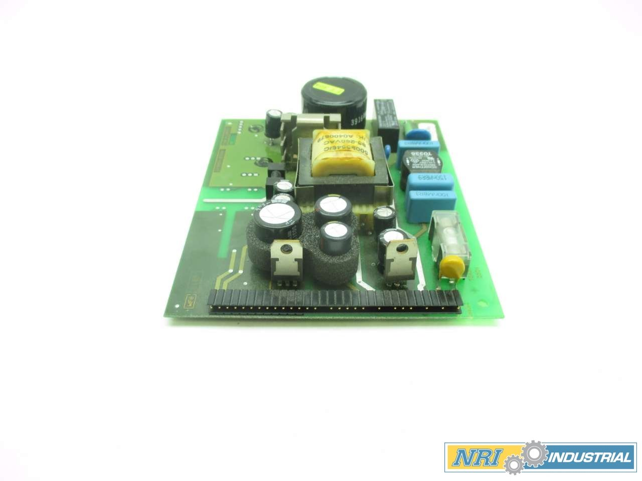 Endress Hauser 319084 0200c Flowtec T0a800 250v Ac Pcb Circuit Board In A Ssr The Is Not Everything Engineering D572154 Industrial Scientific