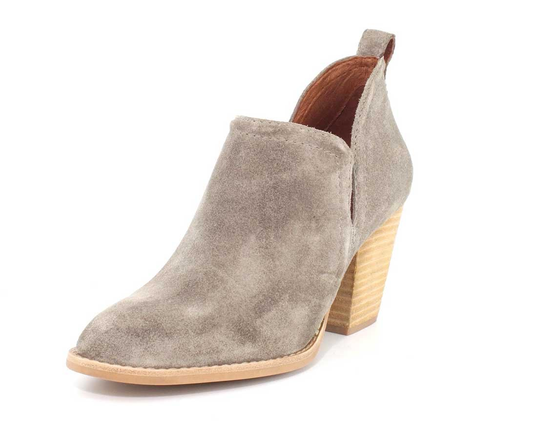 Jeffrey Campbell Womens Rosalee Boot B077HTW7DH 8.5 B(M) US|Taupe Suede