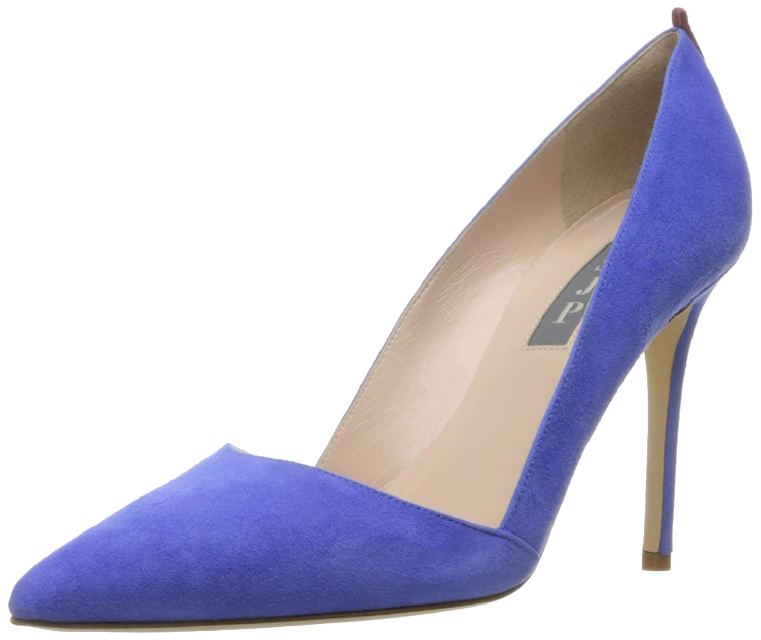Perfection SJP by Sarah Jessica Parker Womens Rampling Pointed Toe Classic Dress Pump