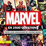 Amazon.fr - Grand Quiz Marvel: 500 questions pour sauver