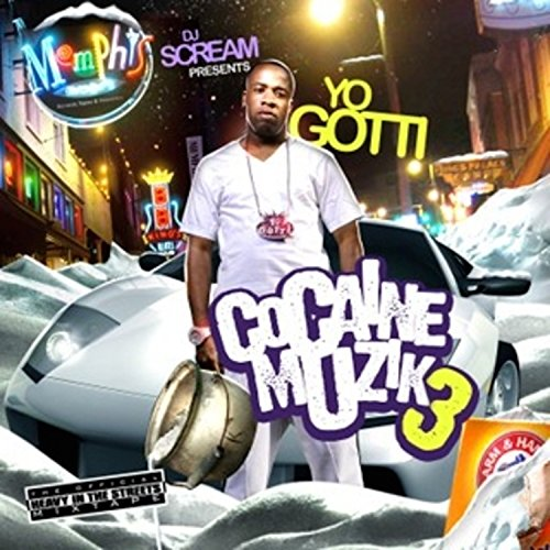 Cocaine Muzik 3 [Explicit]
