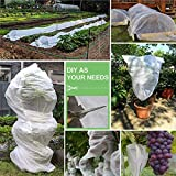 Gardaner Plant Covers Freeze Protection 0.9oz 8Ft x