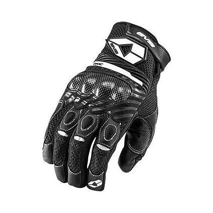 EVS Motorcycle Street NYC Sport Gloves Black Size Medium 612104-0103