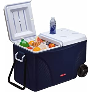 Rubbermaid Cooler With Wheels - Best Cooler For The Money