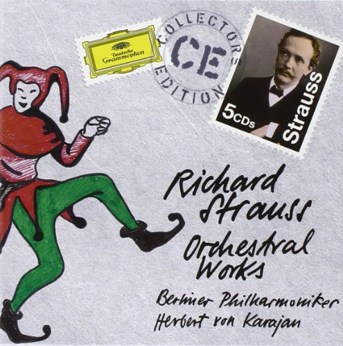 Price comparison product image Richard Strauss: Orchestral Works