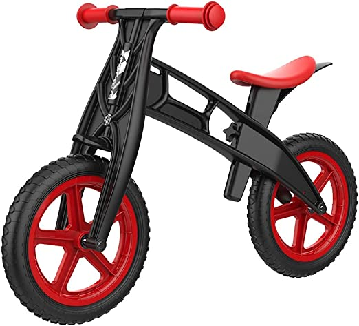 Bicicletas sin pedales Balance Bike Toddler Lightweight Ages 2+ ...