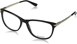 Guess GU2684 Monturas de gafas, Negro, 55.0 Unisex Adulto