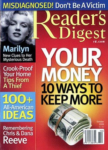 .com: reader's digest: kindle store