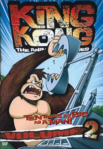 King Kong, Vol.2 (Animated ()