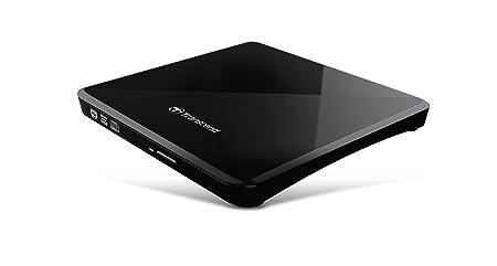 Transcend TS8XDVD-K External Portable DVD Writer