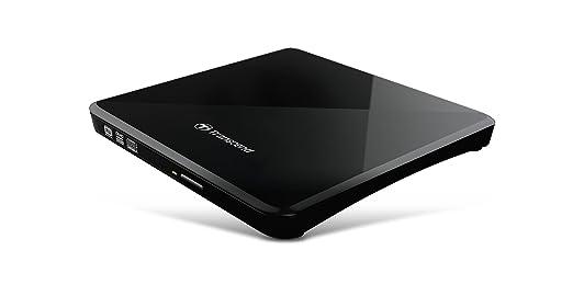 23 opinioni per Transcend TS8XDVDS-K Lettore e Masterizzatore di CD/DVD Portatile, Nero