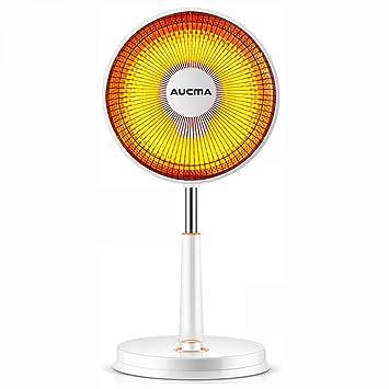 BayuT Calentador Pequeño Elevador Solar Calentador eléctrico Hogar Ahorro de energía Calefacción eléctrica Ahorro de energía Parrilla Estufa Calentador ...