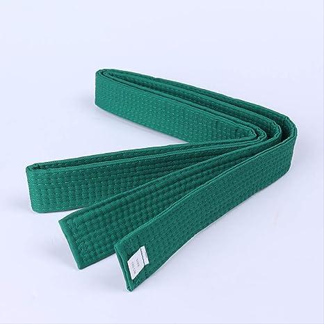 meglio sporco a buon mercato vasta selezione 240-280 cm * 4 cm Cintura di Taekwondo Professionale di Cotone ...