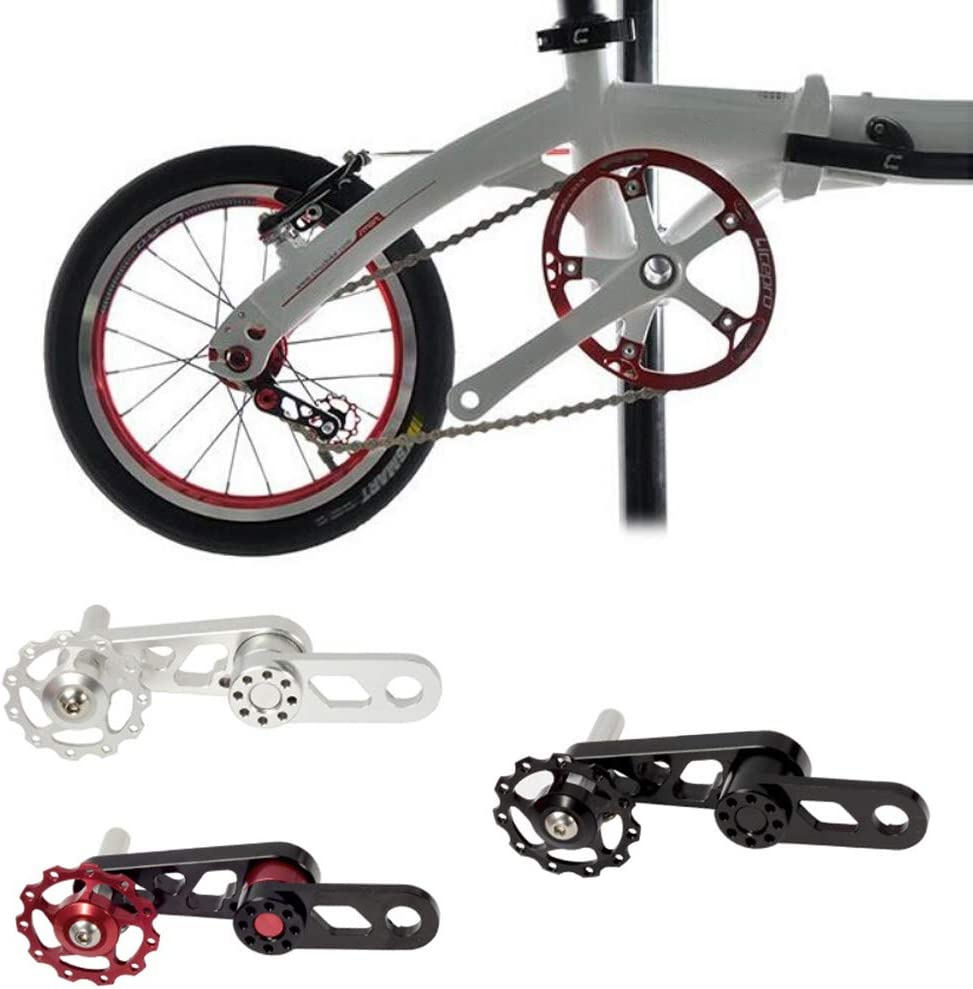 Chou - 1 guía de Disco Ovalada para Cadenas traseras de Bicicleta ...