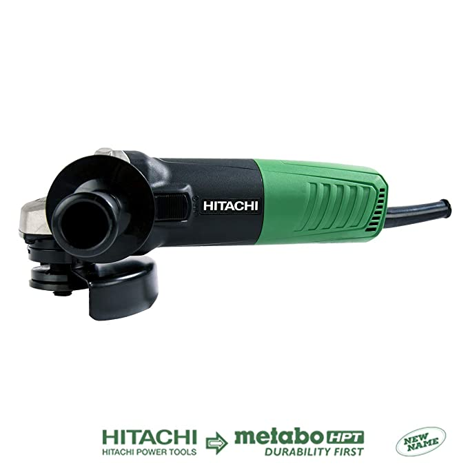 best angle grinder: Take Hitachi G12SR4 anywhere with you!
