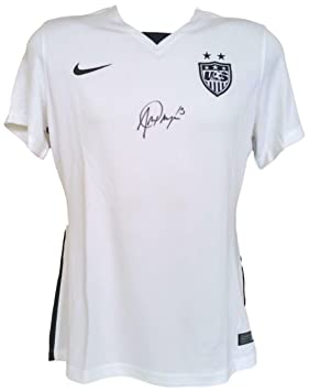 13a7c16dd Autographed Alex Morgan Jersey - Team USA 2015 World Cup Large SI - JSA  Certified -
