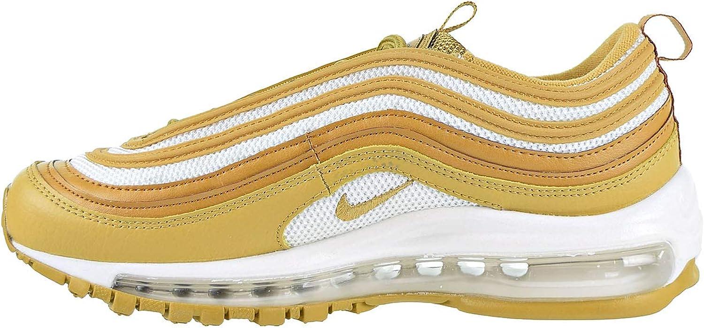 Nike Air Max 97 Chaussures pour femme, Or (Wheat Club Gold