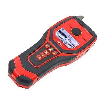 UKCOCO Detector de espárrago eléctrico Detector de pared o metal, madera, cables de corriente