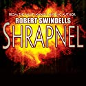 Shrapnel Audiobook by Robert Swindells Narrated by Simon Shepherd
