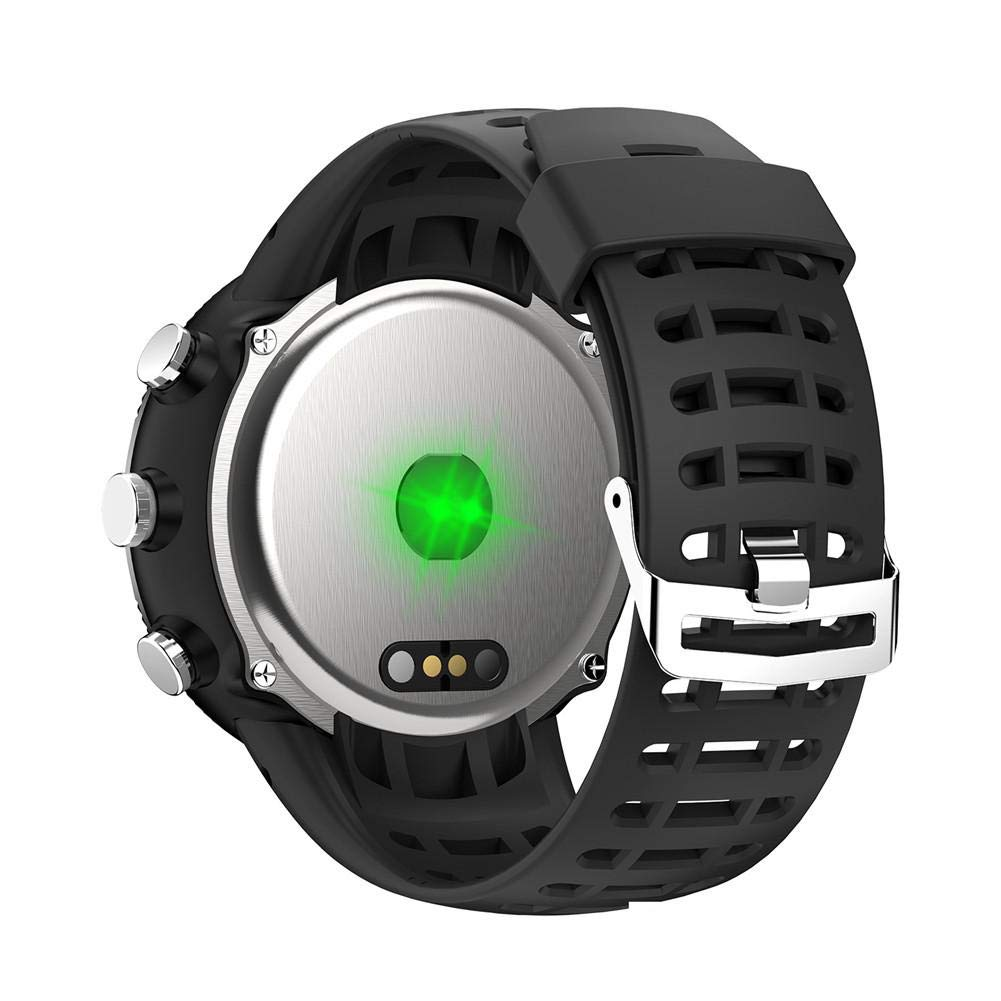 SmartWatch Actividad Física Y Monitor De Ritmo Cámara Bluetooth Perseguidor Corazón Dormir Reloj Inteligente SmartWatch Para DTNO.I NO.1 F18 IP68 A ...