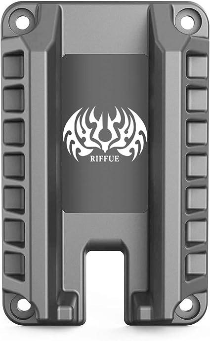 Magnet Mount Magnetic Gun Holster Hidden Gun stand Holder for Car wall Cabinet