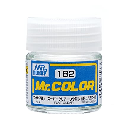 Color Solvent Based Acrylic Model Paint Be Novel In Design Gsi Creos Mr Hobby Mr
