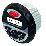 Amazon Price History for:Waterproof Marine Radio FM AM MP3 Gauge Stereo Bluetooth Music for BOAT ATV UTV SPA