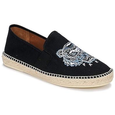 ddf3164e Kenzo Mens Tiger Espadrilles Black: Amazon.co.uk: Shoes & Bags