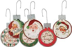 Primitives by Kathy Vintage Oraments, Santa