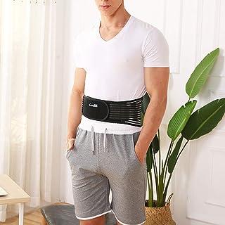 Nalkusxi Sports de Soutien détachables à Double Usage équipement de Protection magnétique thérapie chaleureuse Taille Ceinture de Chauffage