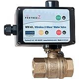 "Wireless Z-Wave Water Valve 3/4"" inch; Cert ID: ZC08-13040028"