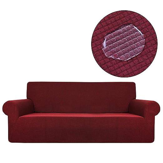 yanyaoo - Funda Impermeable para sofá o casa, elástica ...