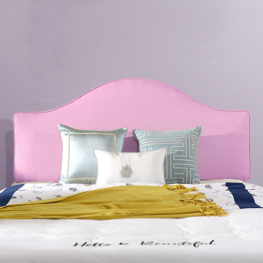 Double bed big headrest / soft cushion / bedside sponge backrest / sofa washable cushions ( Color : B , Size : 100588cm )