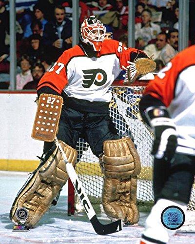 Philadelphia Flyers Photo File (Ron Hextall Philadelphia Flyers NHL Action Photo 8x10)
