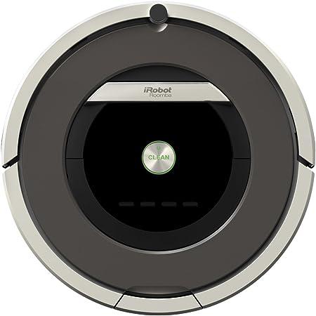 iRobot Roomba 870 - Robot aspirador, color gris: Amazon.es: Hogar