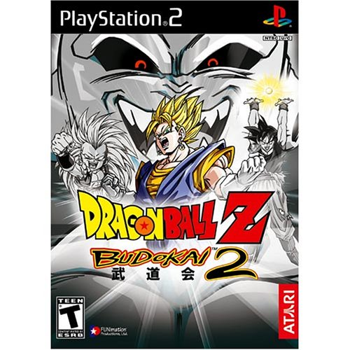 Dragon Ball Z: Budokai 2 (Dragon Ball Z Budokai 2 Playstation 2)