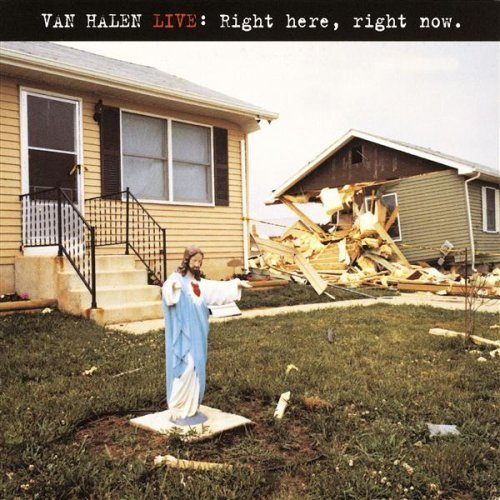 Van Halen Live: Right Here, Right Now By Van Halen (1993-02-22) ()
