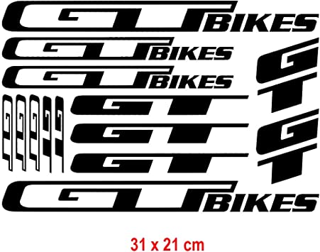 Schwinn Vinyl Decals Stickers Sheet Bike Frame Cycle Cycling Bicycle Mtb Road