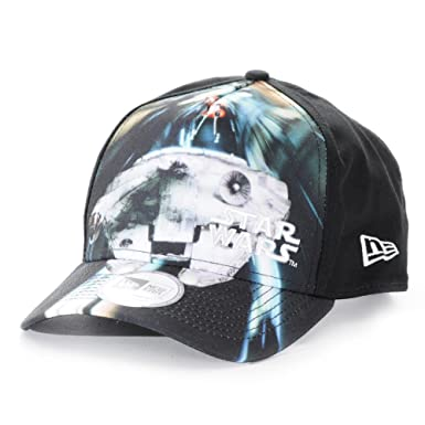 A NEW ERA Gorra Trucker Star Wars Scene Negro Talla: Ajustable ...