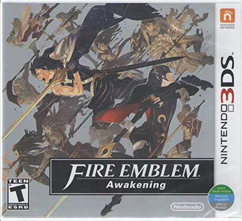 Fire Emblem: Awakening - World Edition - Nintendo 3DS