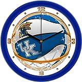 NCAA Kentucky Wildcats Slam Dunk Wall Clock